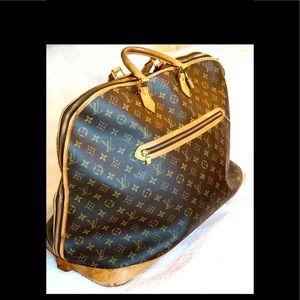 Louis Vuitton Alma Luggage